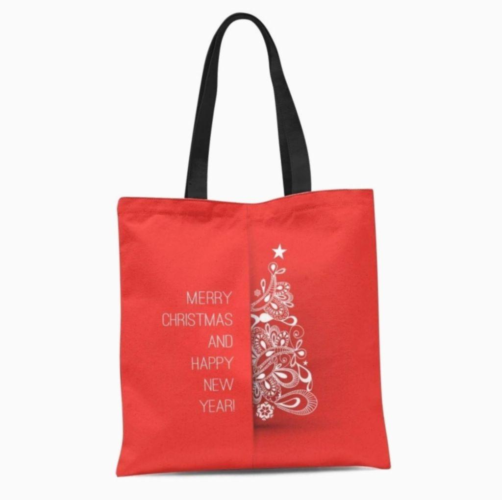 ✔ Christmas  Tree Minimalist Red #christmasmood #ChristmasDay #christmasdecoration