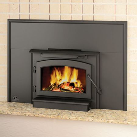 Add Industrial Style To Your Fireplace Fireplace Doors