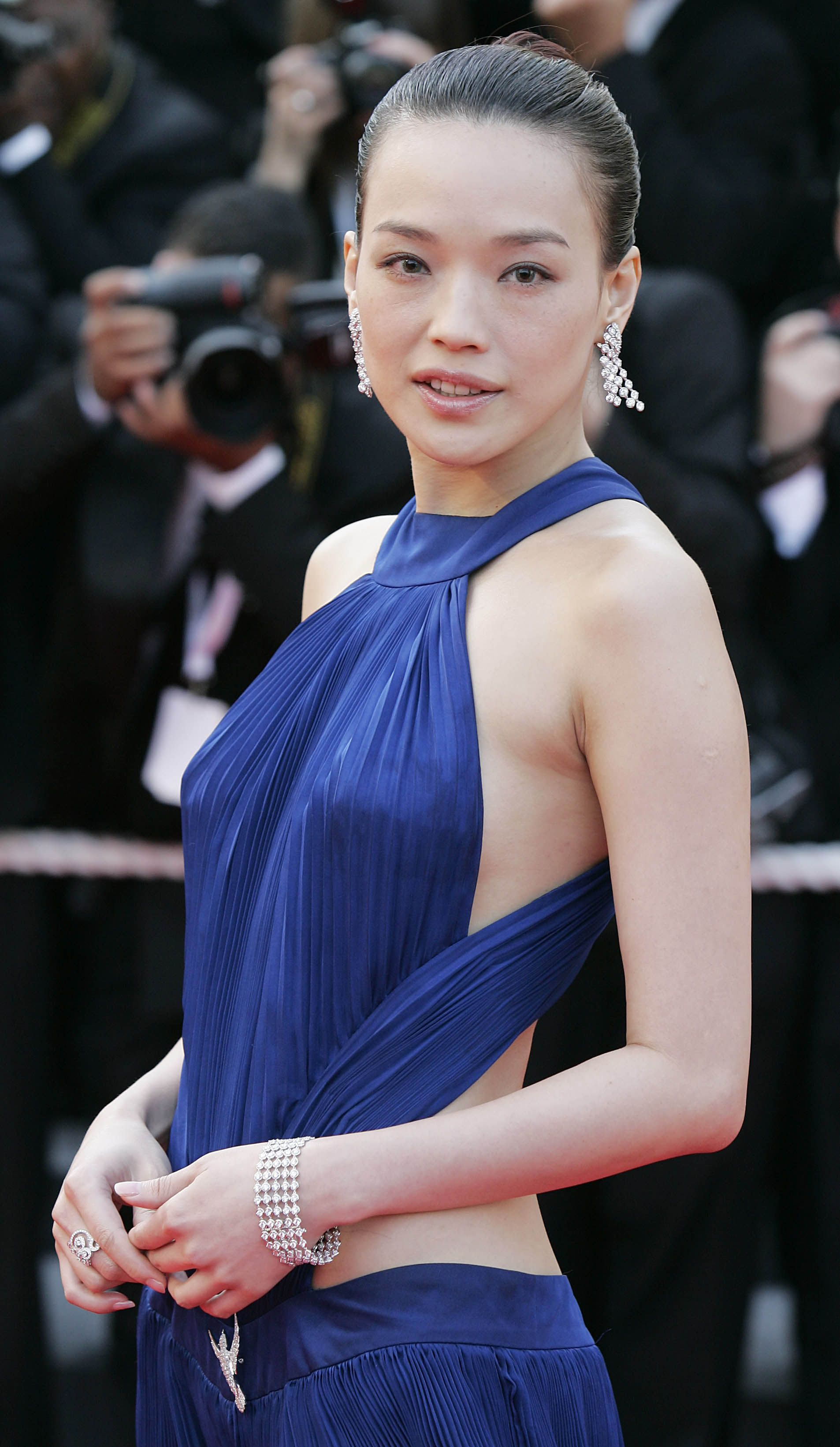 Shu Qi photo's from the 60th Cannes Film Festival. | Celebrity beauty,  Celebrities, Asian beauty