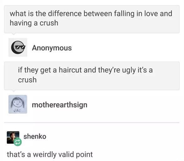 Difference Between Love And Falling In Love