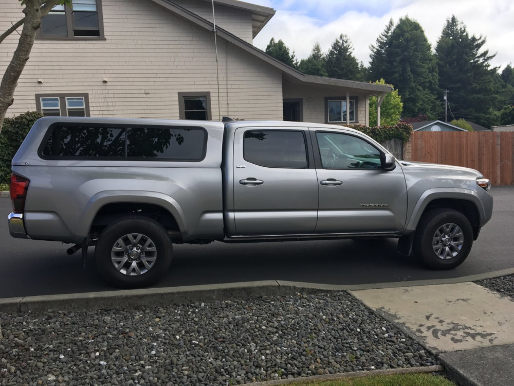 Show Me Your Shell In 2020 Tacoma World Cross Country Road Trip Access Cab