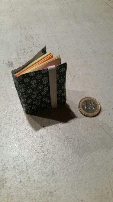 Mini Notizbuch ♡