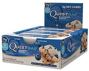 Vitamin Shoppe Offers 8 Pack Of 12 Count Quest Protein Bars Various