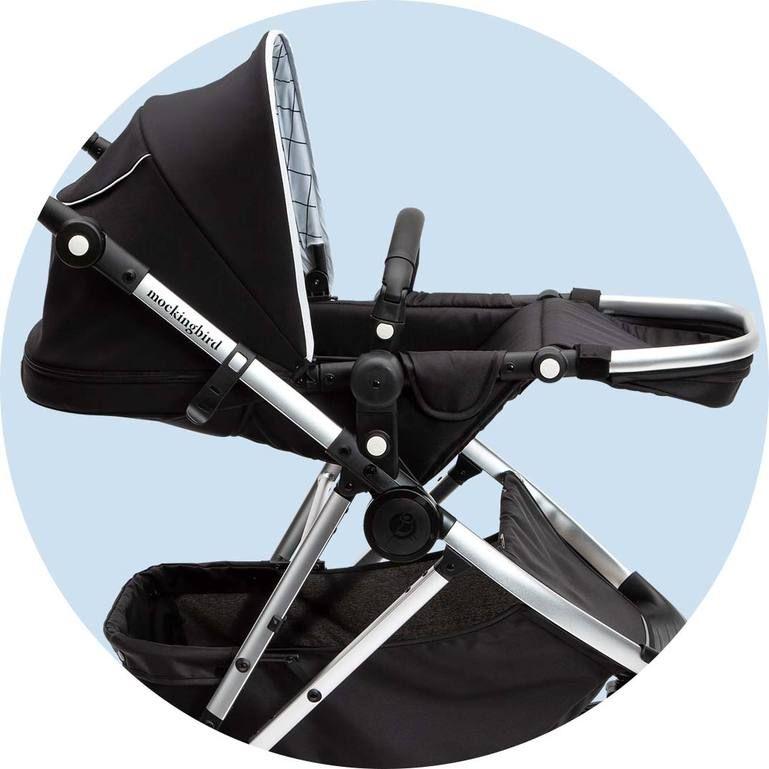 Single Stroller Stroller, Full size stroller