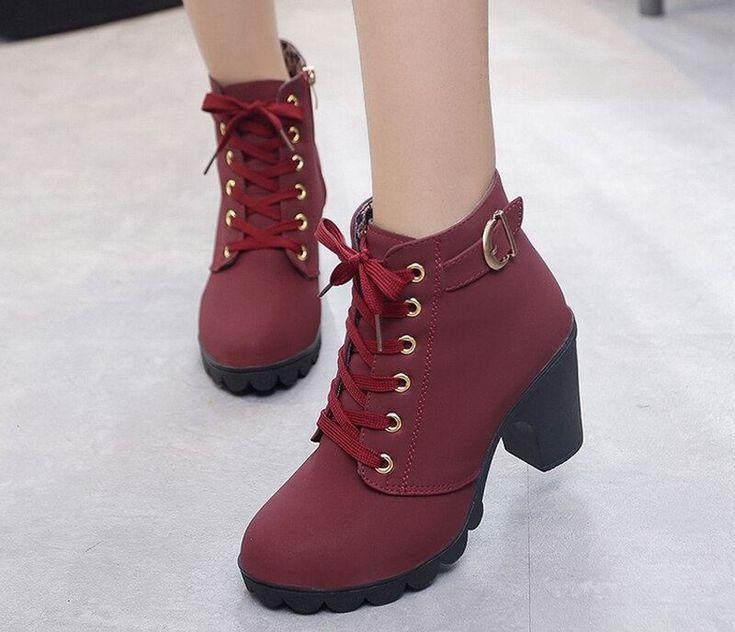 heels boots