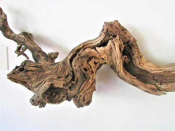 Driftwood Wall Art Xl 36 Long Hollow Driftwood Large Driftwood