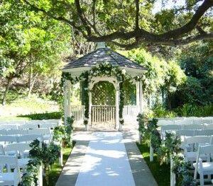 Outdoor Wedding Chapel In Las Vegas And Los Angeles