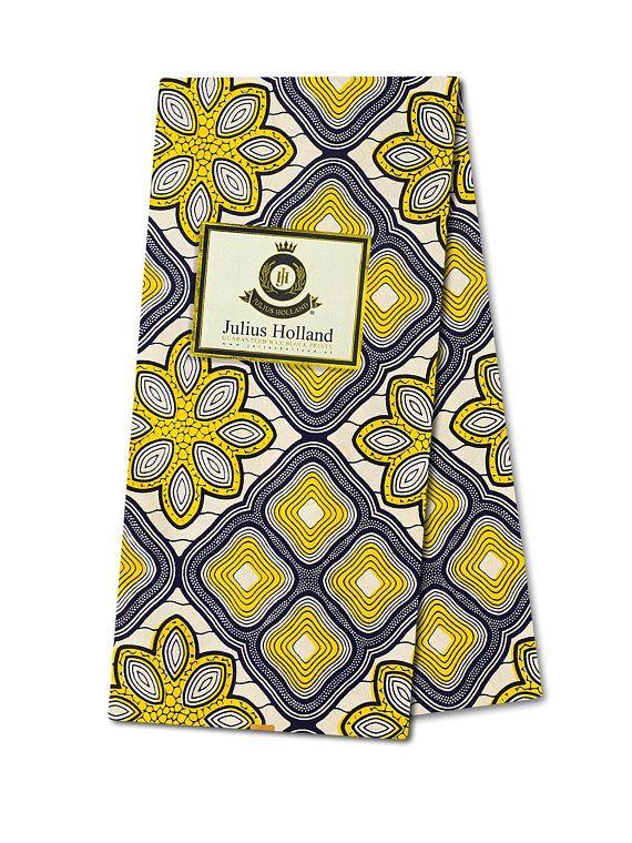 tissu africain hollande