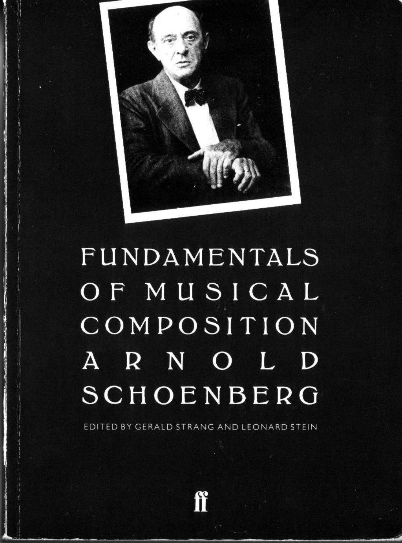 Aschoenberg fundamentals of musical composition by edgar
