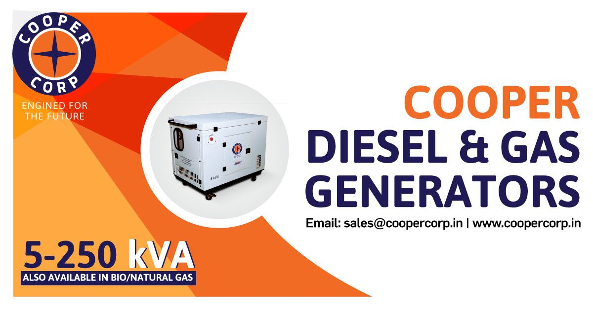 Power Backup Solutions For Utility Spaces Power Backup Energy Technology Gas Generator