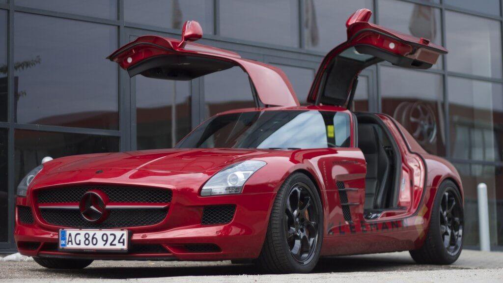 Kleemann Supercharged Sls Amg Mercedes Tuning Amg Sls Super Cars