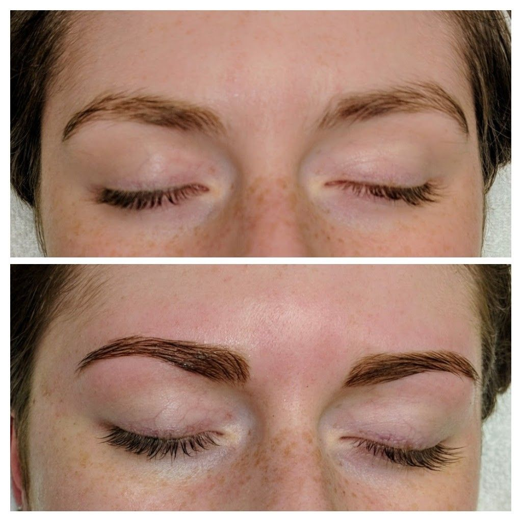 Henna brow and lashes henna brows paw print tattoo brows