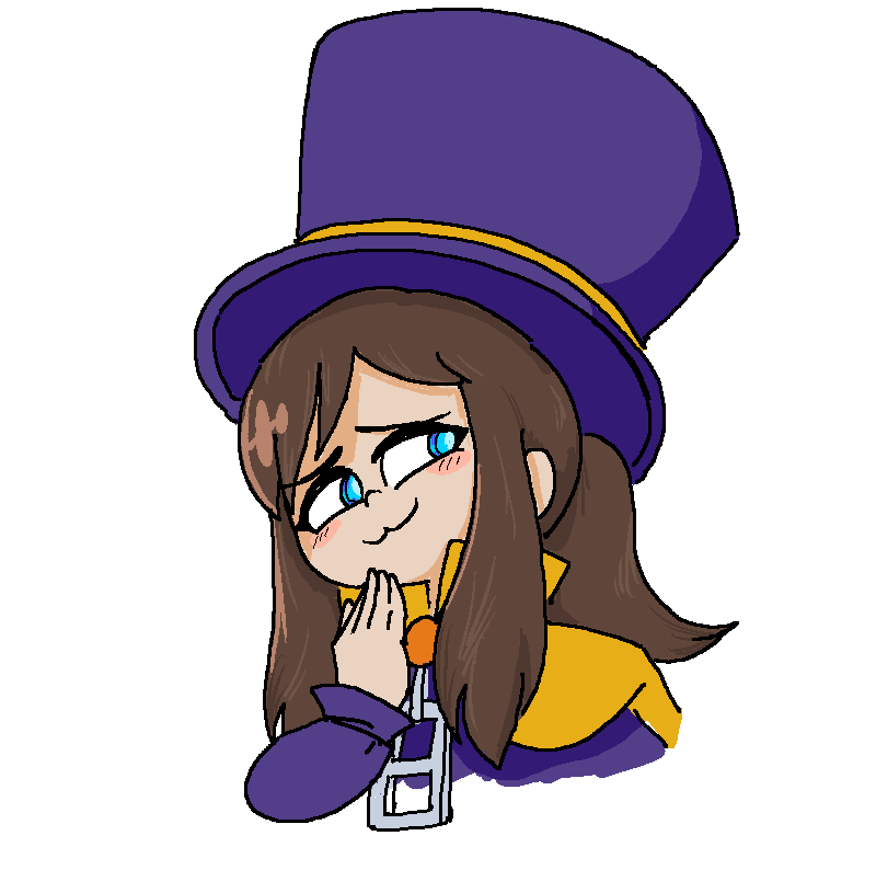 Huhu A Hat In Time A Hat In Time Hat In Time Art A Hat In Time Art