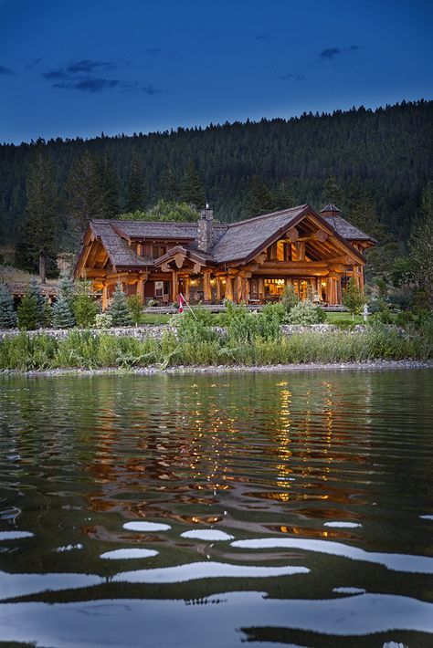 Pioneer Log Homes Of BC | Handcrafted Custom Log Cabins And Log Homes | Timber Frame Homes | Best Log Home Company