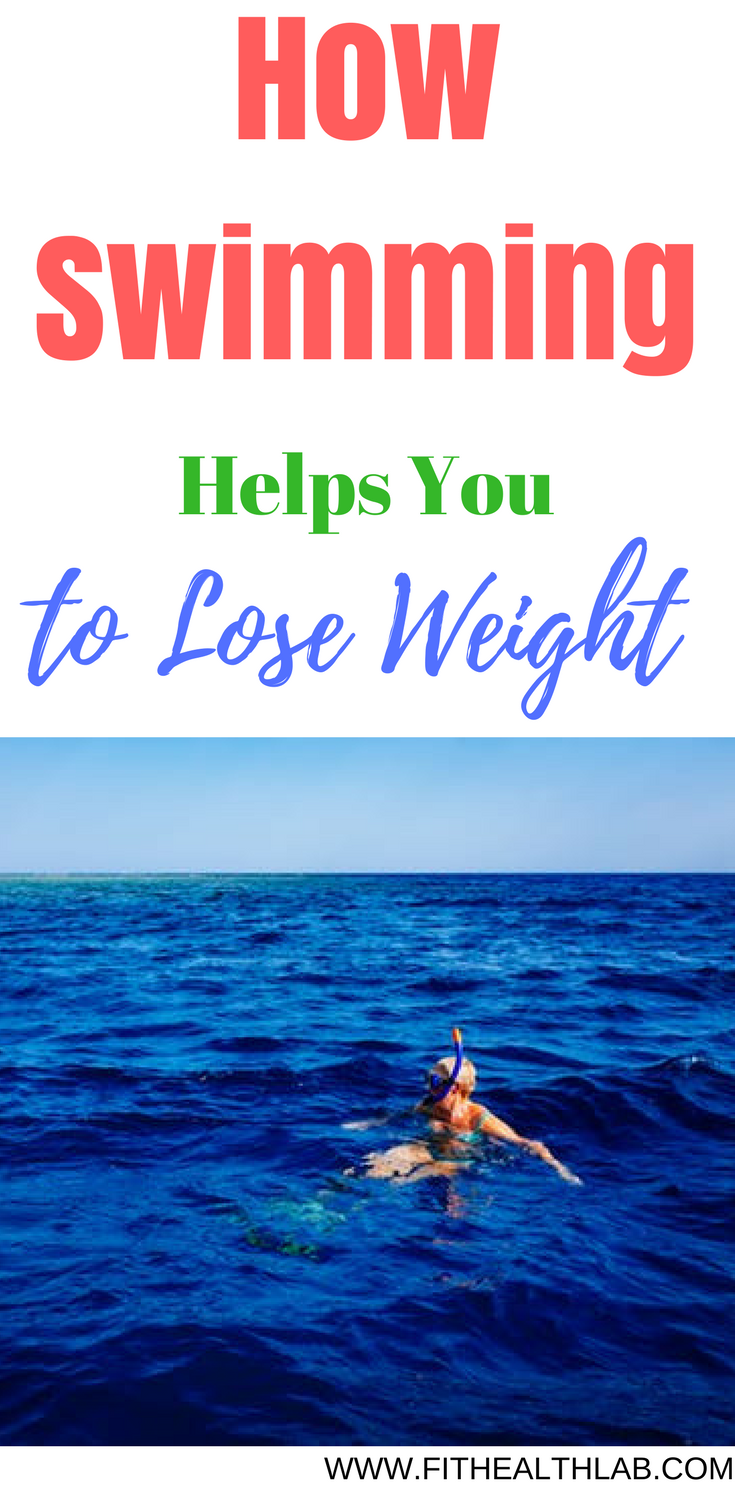 swimming for weight loss: 5 ways to lose weight by swimming | weight