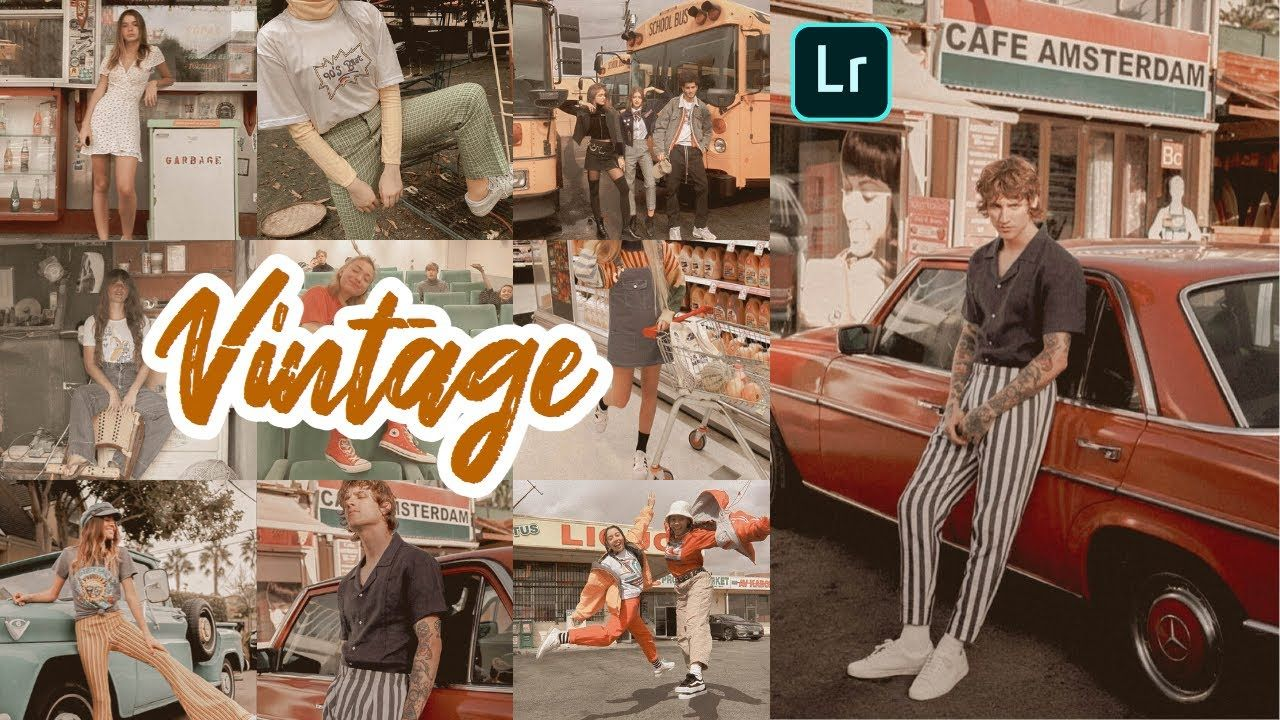 Lightroom Mobile Presets Free Dng Xmp Vintage Lightroom Editing Tutorial Vintage P In 2020 Lightroom Editing Tutorials Lightroom Presets Tutorial Lightroom Editing