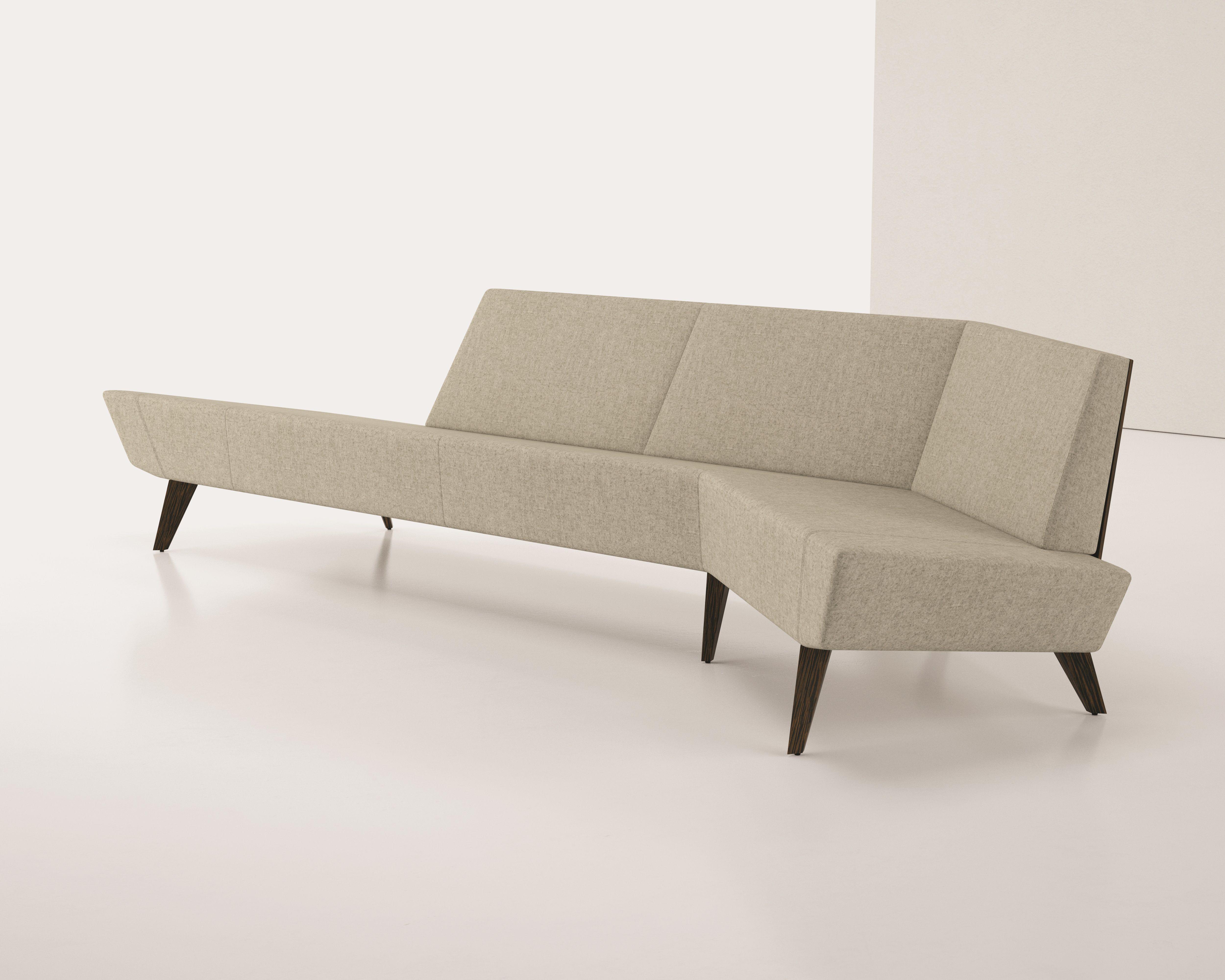 VT TS520UL Avant Angled Sofa, Left Upholstered Back