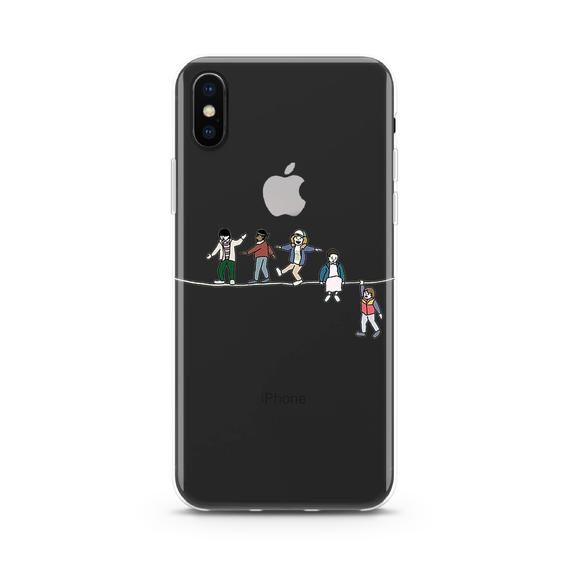 Inspired by Stranger Things Otherside case iPhone X case