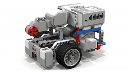 Lego Set Moc 2692 Fllying Frog Ev3 Robot Building Instructions And