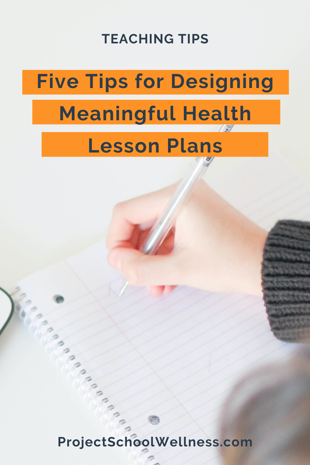 Health Blog - Teaching Tips for Designing Meaningful ...