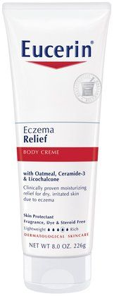 Eucerin Eczema Relief Body Creme It Smooths Scaly Skin Without Cortisone So You Can Use It Day After Day After Day Eczema Relief Eczema Eczema Cream
