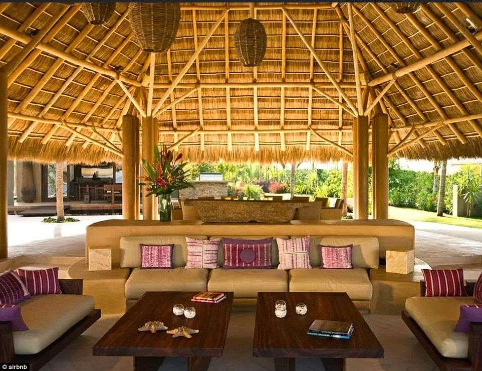 Gwyneth paltrows rented luxury villa in mexico gps pinterest