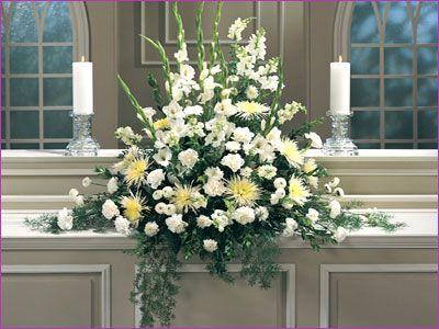 Arreglos Florales Para Matrimonios Arreglos De Iglesias En