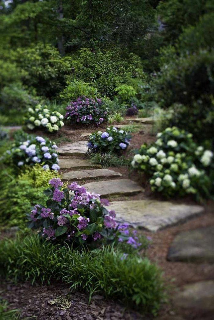 Garten gestalten Bilder - 39 Gartengestaltungsideen, die kaum Mühe