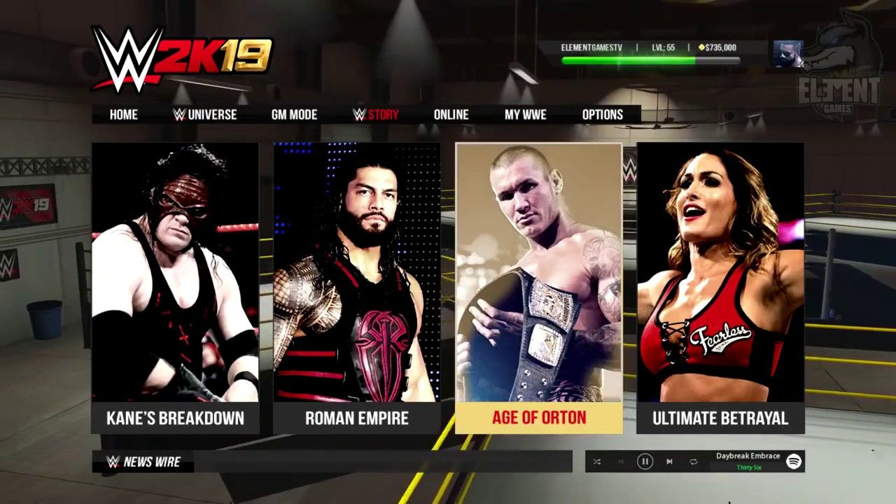 Armoured Vehicles Latin America ⁓ These Wwe 2k19 Story Mode