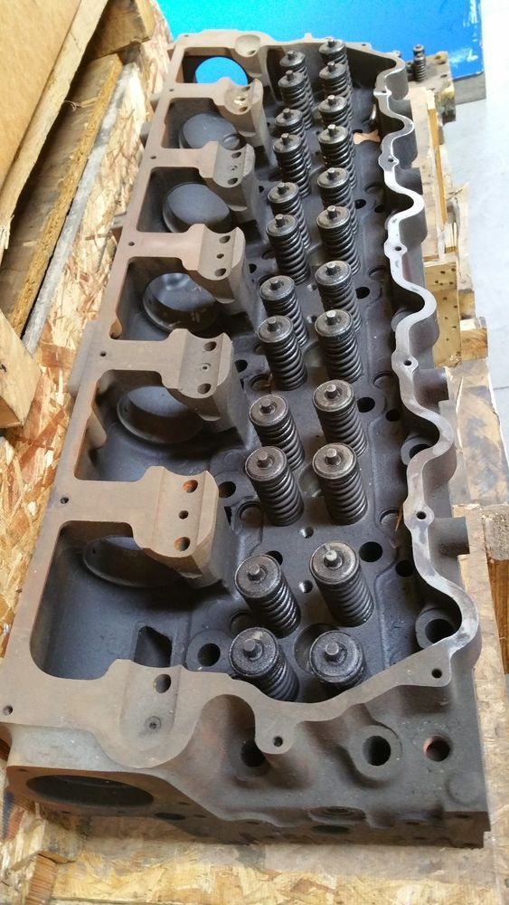 Caterpillar 3406B Cylinder Head PN# 2611913 #Caterpillar