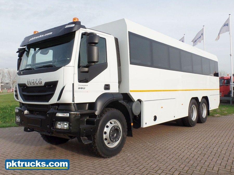 Iveco Trakker Ad380t38h 6x4 Bus Iv4013lv1n