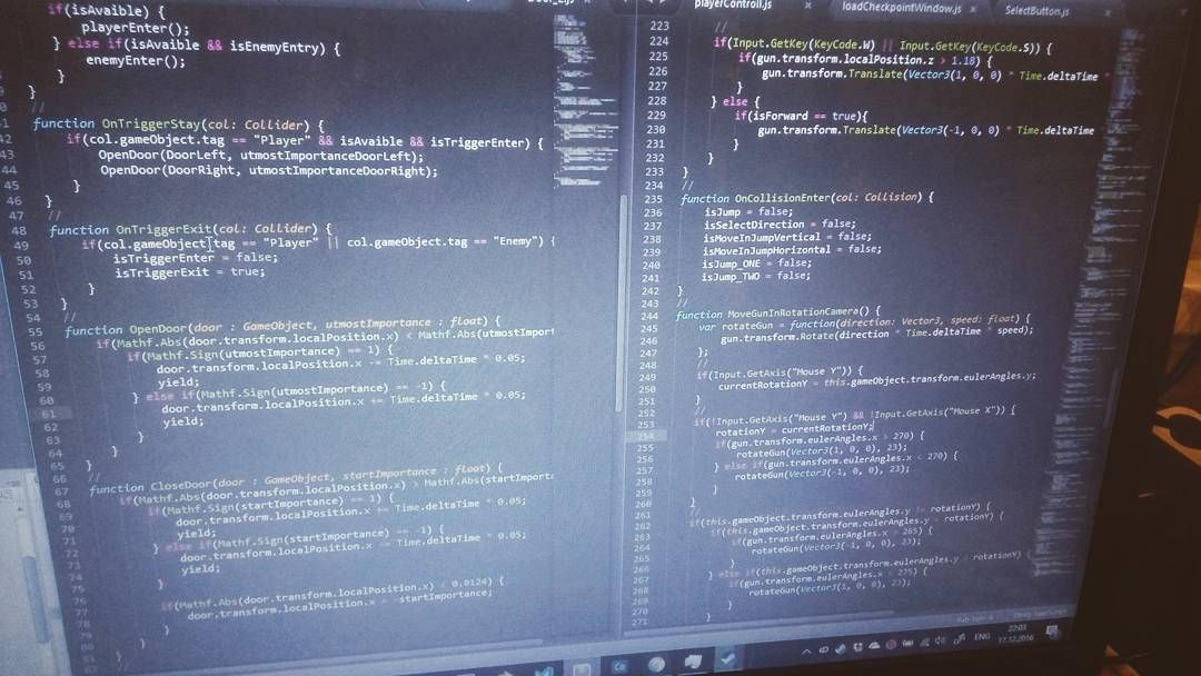 Coding time #unity #unity3d #code #coding #codingtime #game