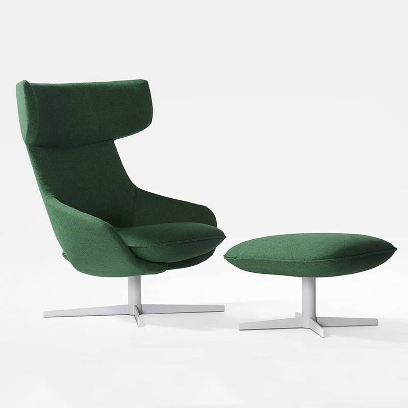 Pleasing Studio Tk Kalm Chairs Lounge In 2019 Chair Ottoman Ibusinesslaw Wood Chair Design Ideas Ibusinesslaworg