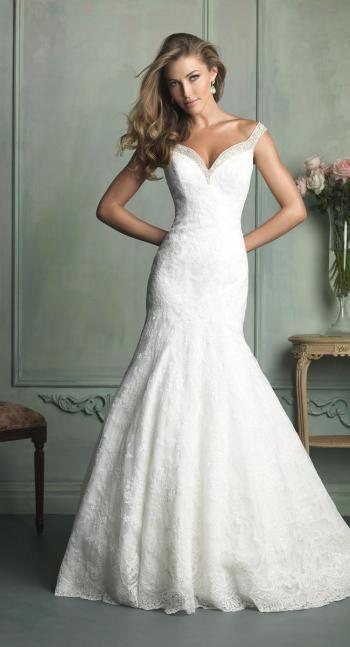 Allure Bridals Dress 9111 | Terry Costa Dallas | Abi ...