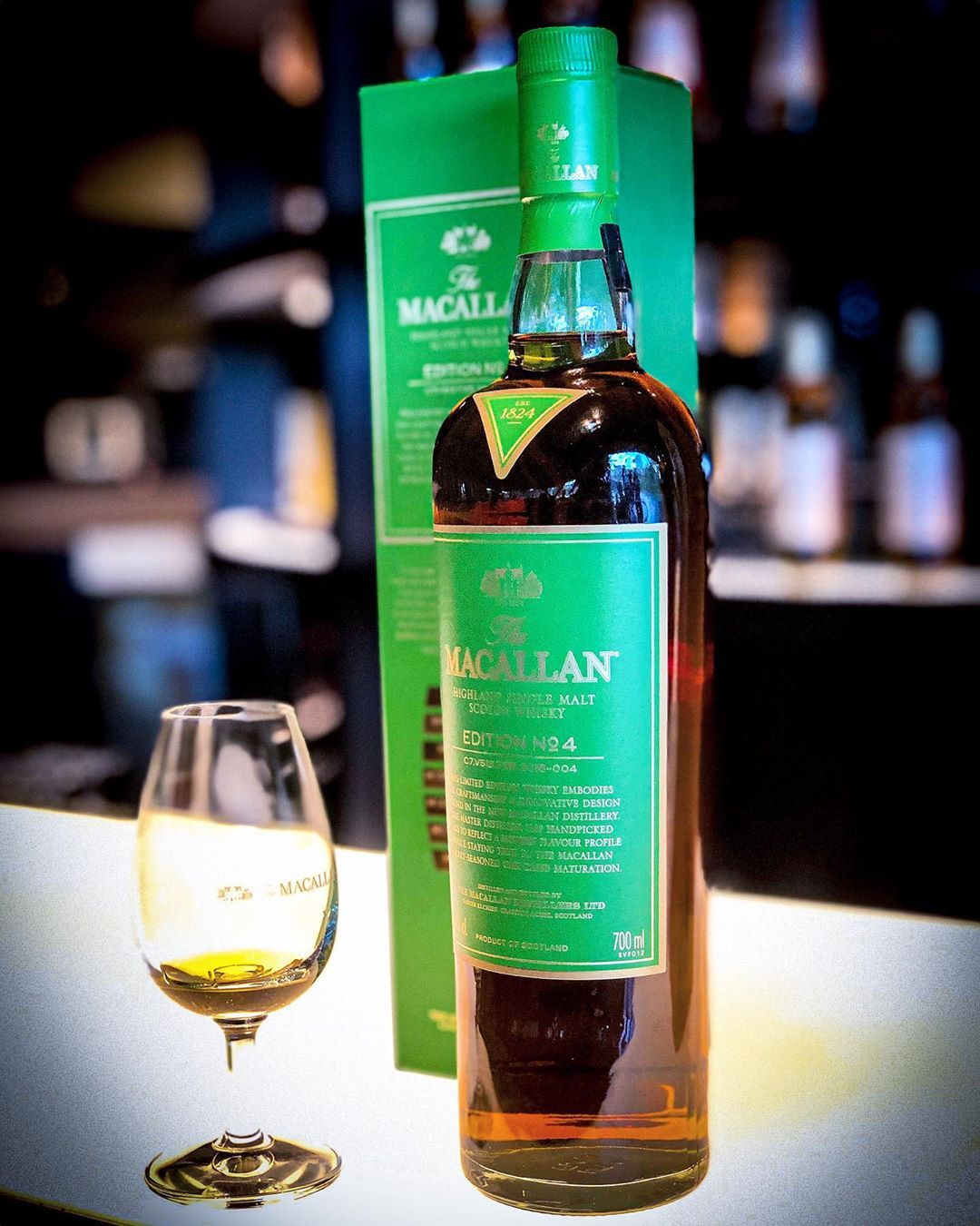The Macallan Edition No 4 Don T Mind If We Do This Was The First Dram We Enjoyed At The New Macallan Distillery A Little Someth Distillery Speyside Scottish