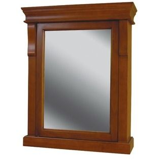 Awe Inspiring Foremost Naples Mirror Medicine Cabinet In Warm Cinnamon At Best Image Libraries Weasiibadanjobscom