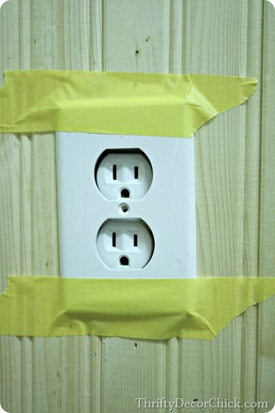 If Adding Tile Or Wainscotting Makes The Outlet Uneven
