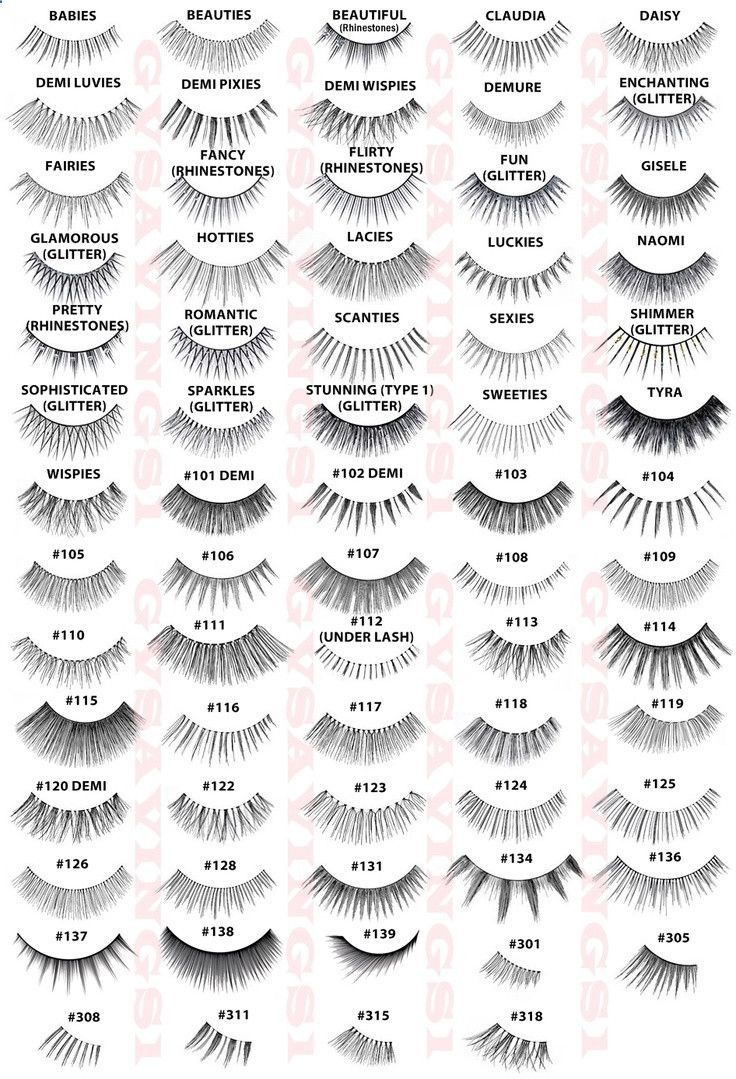 Photo of Complete Ardell Lash styles