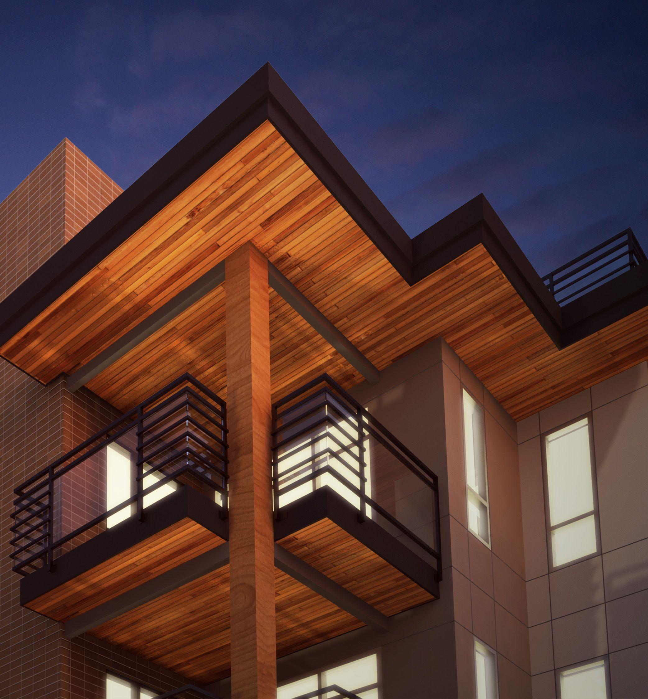 Remix North Vancouver West Coast Modern Architecture Remix