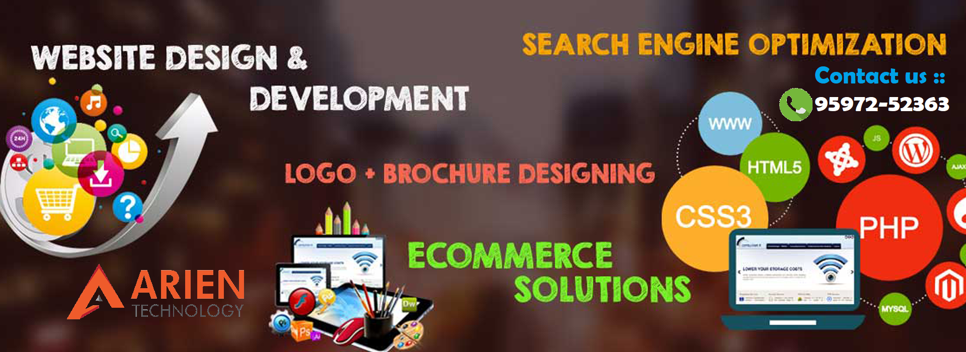 Arien Technology Best Web Design Company In Coimbatore Best Web Development Company Coimbatore Website Designer In Coimbatore Web Development Company In Co Ecommerce Website Development Website Design Web Development Company