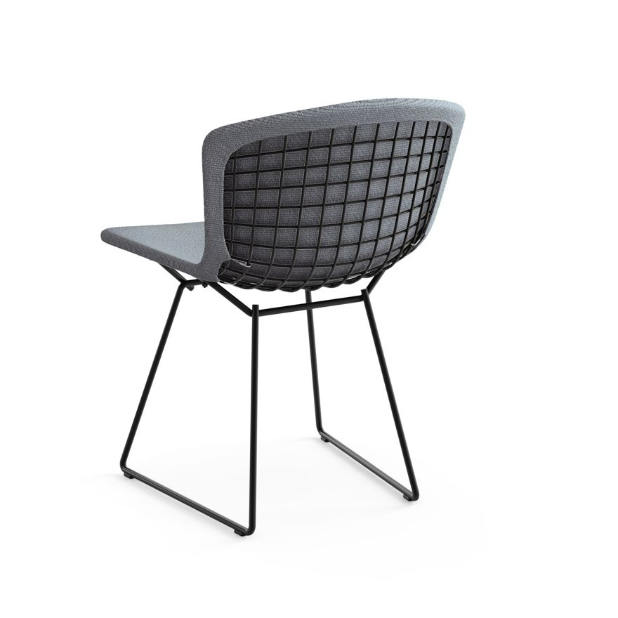 Bertoia Side Chair With Full Cover Knoll Bertoia Chair Dining Side Chairs Bertoia Side Chair
