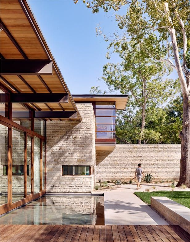 Lake Austin Residence | A Parallel Architecture | Archinect