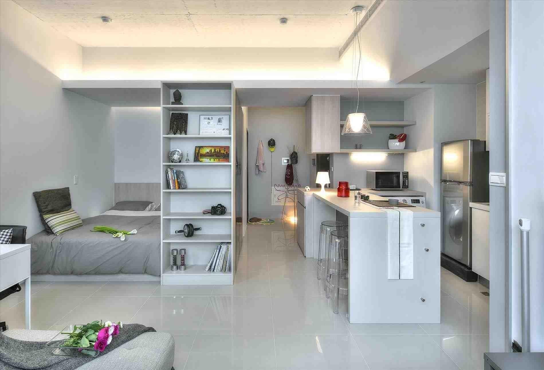 Unique Storage Organization For Studio Apartment 45 Decoarchi