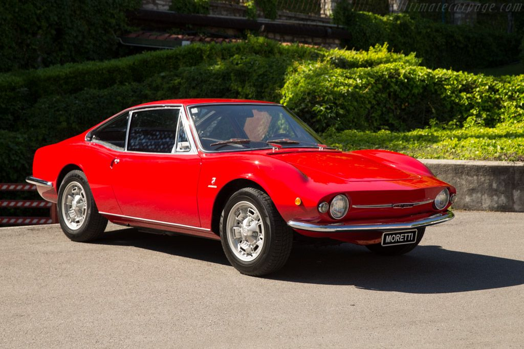Fiat 850 Based Sportiva Coupe Built In Small Numbers Between 1967