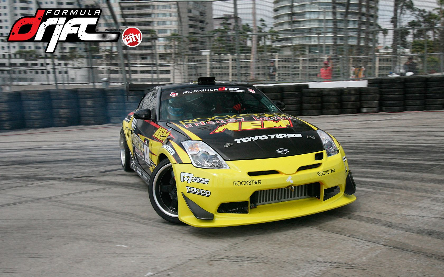 You are viewing a formula drift wallpaper 350 z nissan - Drift car wallpaper ...