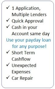 Payday loan while on iva image 1