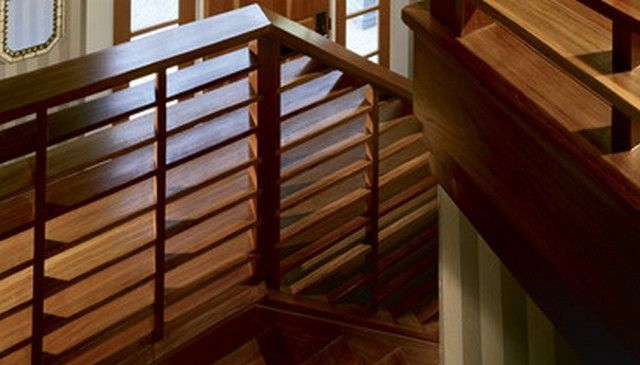 Image Result For Traditional Indoor Horizontal Stair Rail