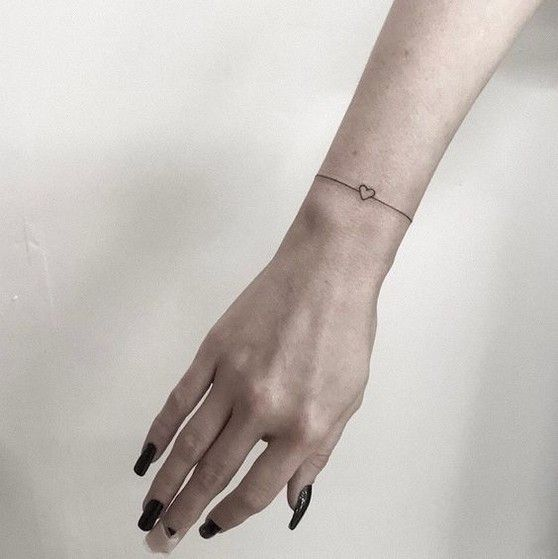 80+ Unique ➿ Wrist Tattoos Forearm Tattoos for Women with Meaning - Page 42 of 80 - Diaror Diary