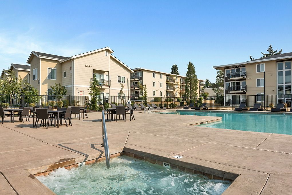 Foothill Commons Apartments Bellevue, Washington Essex