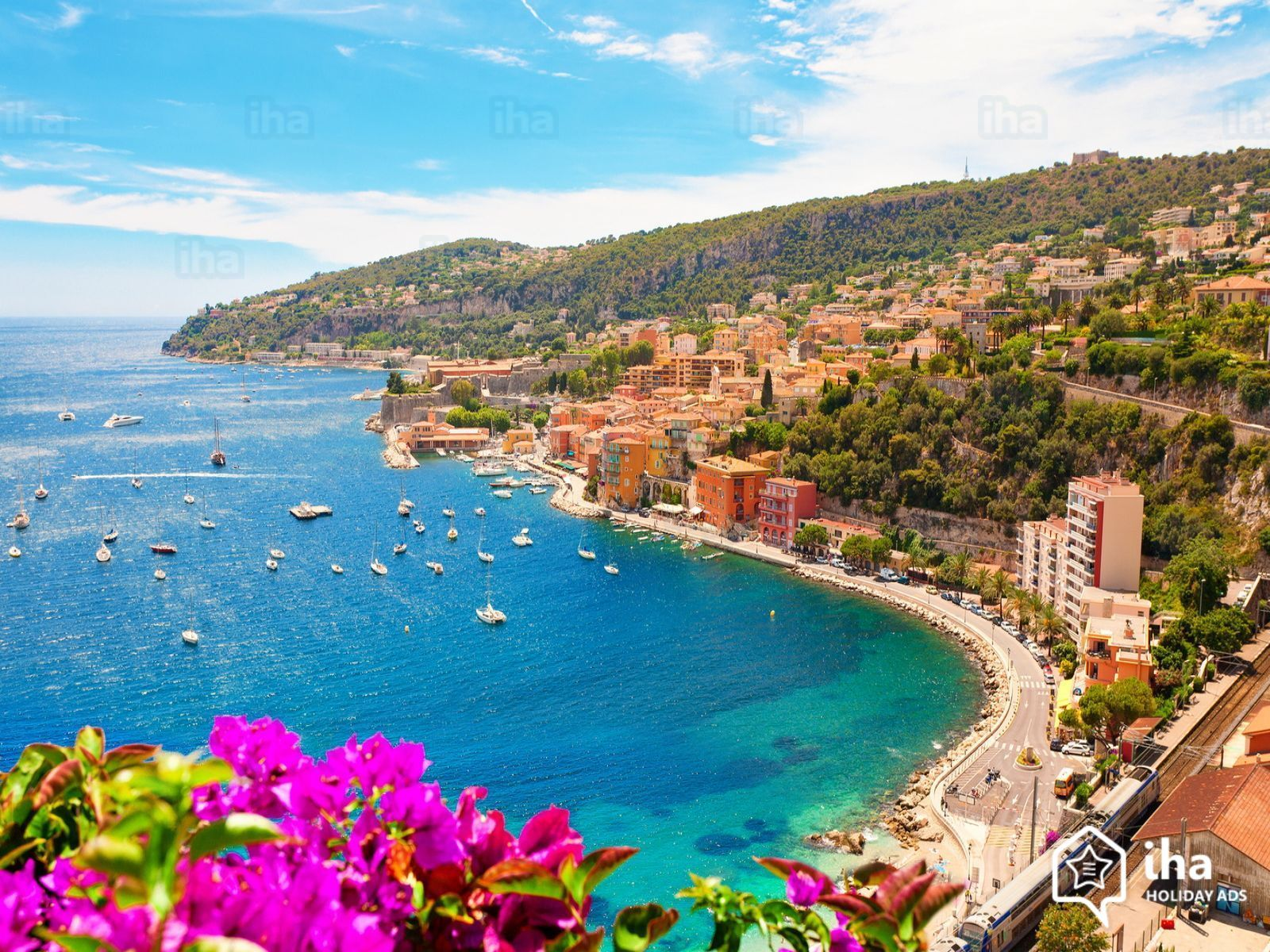 French Riviera Cote D Azur Gite Self Catering Rentals Iha Com French Riviera Road Trip France Amazing Travel Destinations